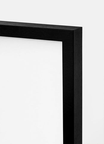 Premium Black Wood Frames