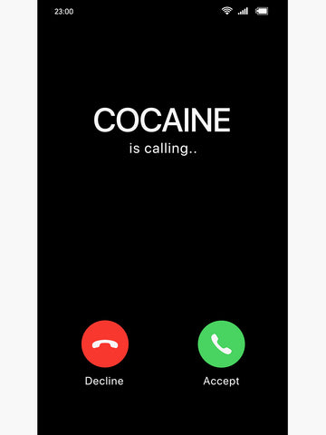 Bobby Times 'Cocaine is Calling'