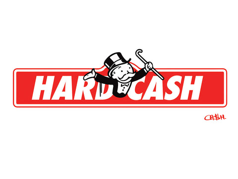 Chandler Cash 'Hard Cash'