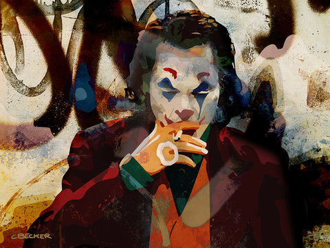Christopher Becker 'Joker Livin' '