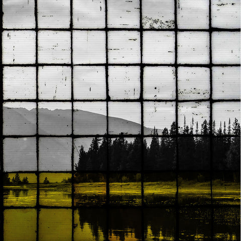 Dale Taylor 'I View the Mountains 02'