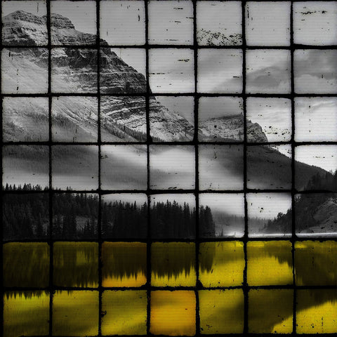 Dale Taylor 'I View the Mountains 05'