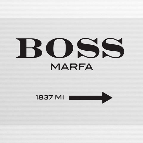 Emilia Harrow 'Boss Marfa'