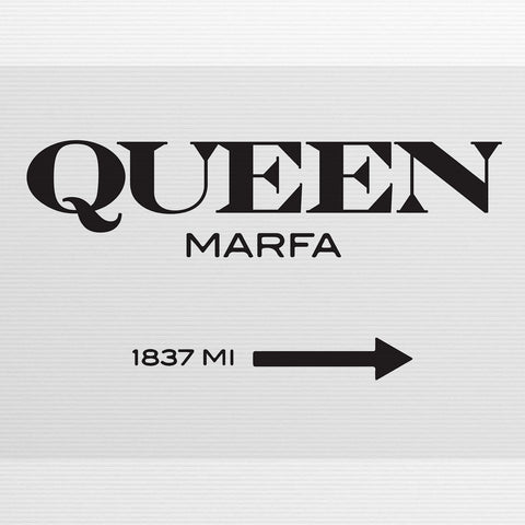 Emilia Harrow 'Queen Marfa'