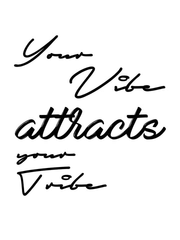 Eva Flintoff 'Your vibe attracts your tribe'