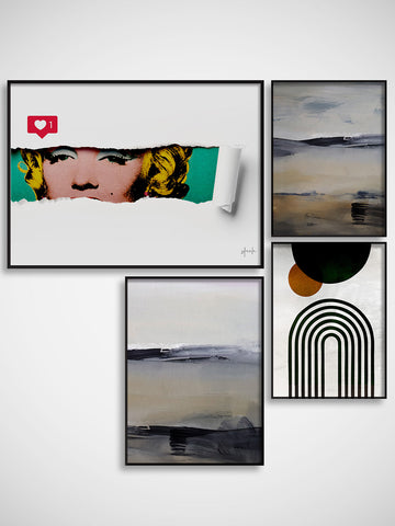 Gallery Wall Combo Set 112