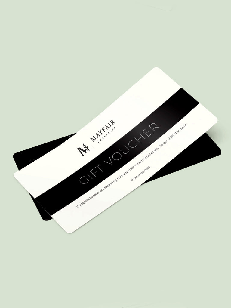 Mayfair Galleries Gift Voucher