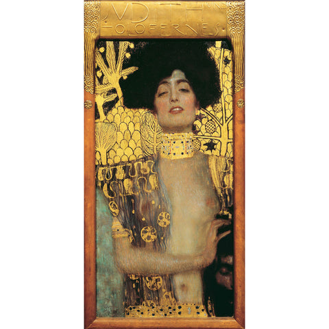 Gustav Klimt 'Judith and the Head of Holofernes'