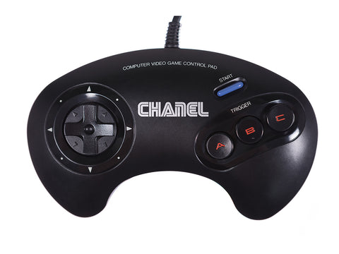 James Francis 'C Megadrive'