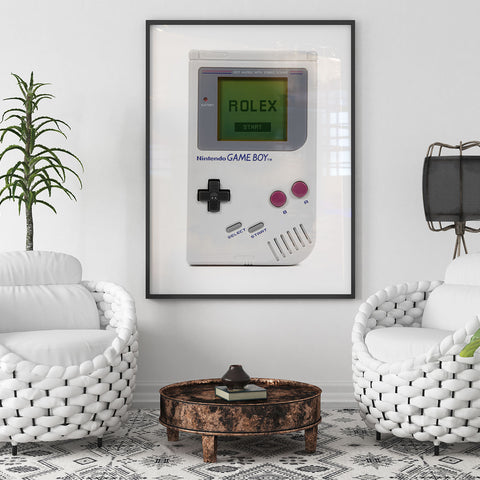 James Francis 'Gameboy Nation I'