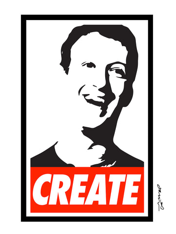 Jessie James 'Zuckerburg Create'