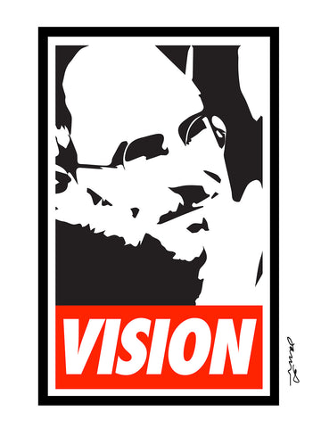 Jessie James 'Jobs Vision'