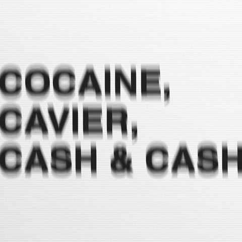 Joey Tatum 'Cocaine, Cavier, Cash & Cash'