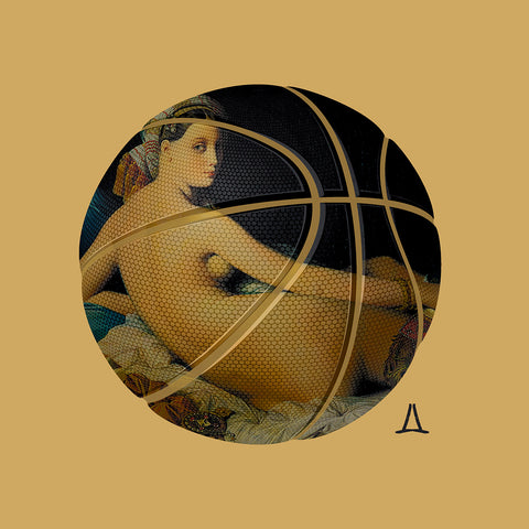 Lance Derby 'Bounce Grand Odalisque'