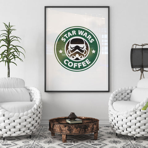 Alfonso Soriano 'Star Wars II Coffee'