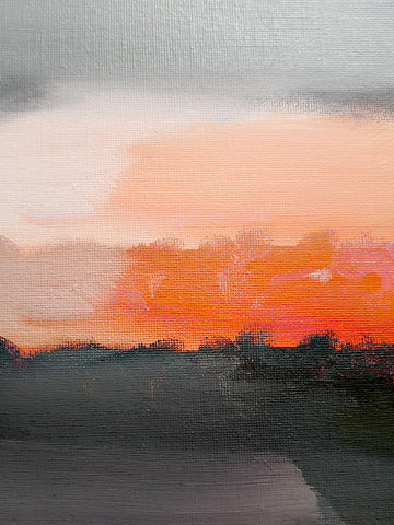 Matteo Ingliese 'Sunset to Sunrise I'