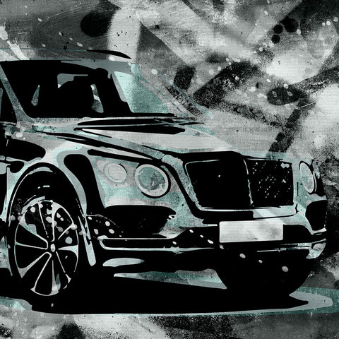 Bentley Bentayga 'BB888'