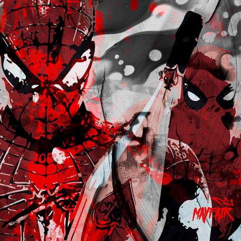 Spider Party 'SP333'