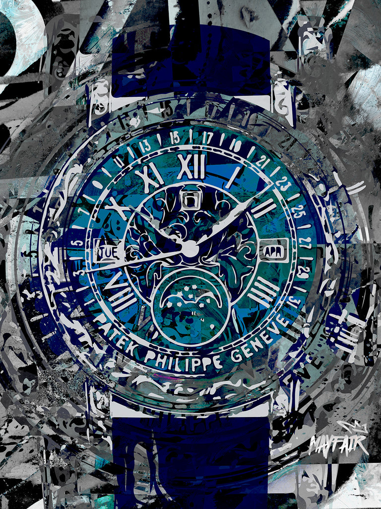 5487436ed81 Patek Philippe Sky Moon Tourbillon 'PPSMT333' – The Art Wonderland ...