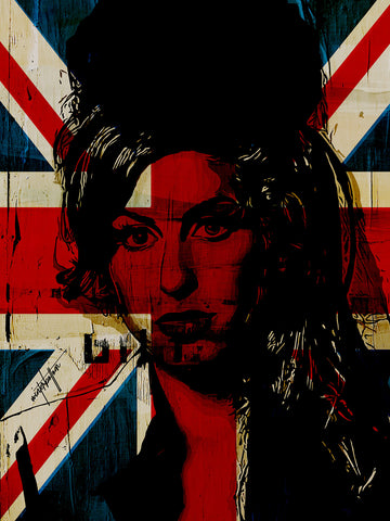 Samuel Winterbottom 'Amy Winehouse Back to Black'