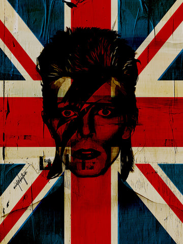 Samuel Winterbottom 'David Bowie Space Oddity'