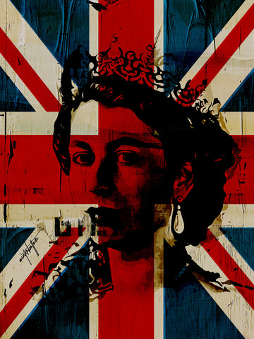 Samuel Winterbottom 'Queen Elizabeth All Rise'