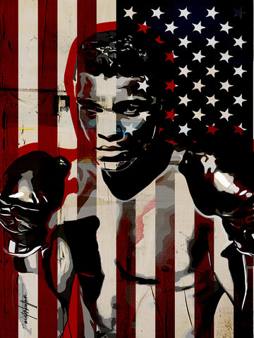 Samuel Winterbottom 'Muhammad Ali Dont Quit'