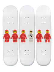 Brendan Boy IV 'Skateboard x 3 Combo Wall Art'
