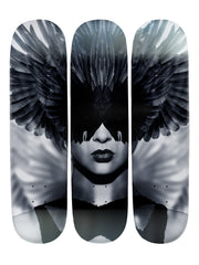 Matty Hammond II 'Skateboard x 3 Combo Wall Art'