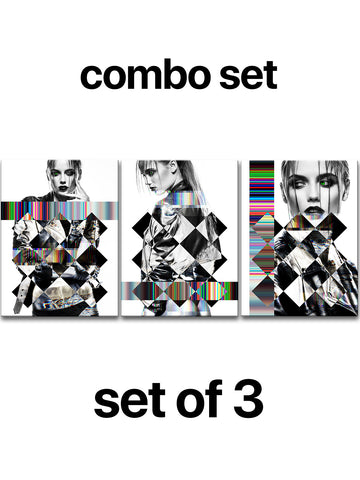 Clayton Cabrera Combo Set x 3 Pieces