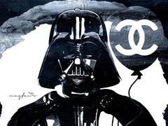 Darth Vadar Chanel 'Penny for the poor' VDPN5