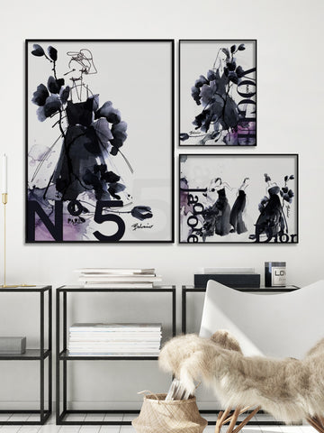 Gallery Wall Combo Set 003