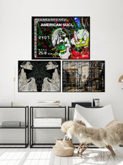 Gallery Wall Combo Set 049
