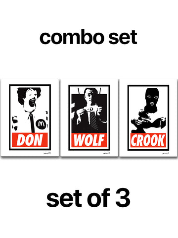 Jessie James Combo Set x 3 Pieces II
