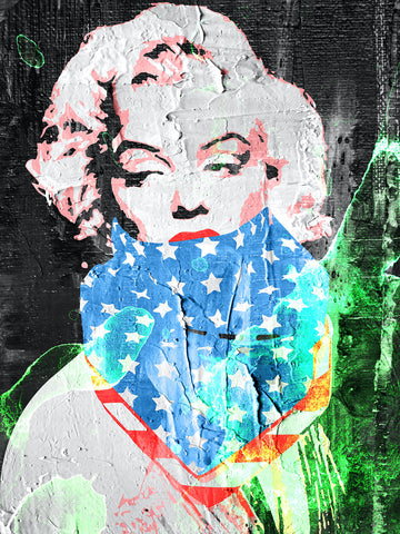 Marilyn Monroe 'Americana' Mayfair