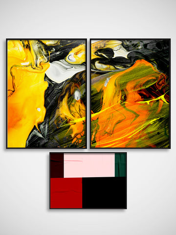 Gallery Wall Combo Set 046