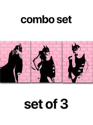 Ken Norwood Combo Set x 3 Pieces