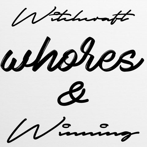 Eva Flintoff 'Witchcraft, whores & winning'