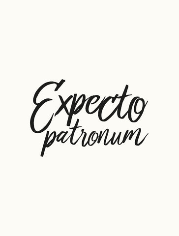 Queen of Speech 'Expecto Patronum'