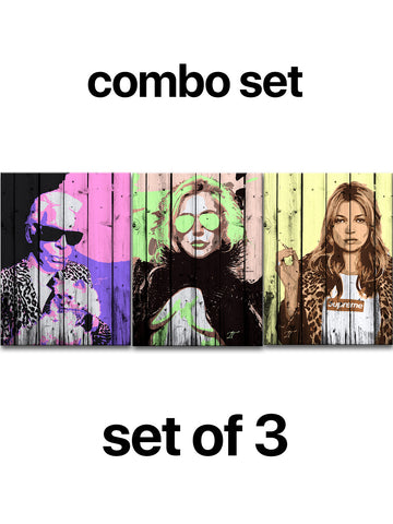 Zoe Taylor Combo Set x 3 Pieces