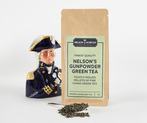 Nelson's Gunpowder - Traditional Green Tea