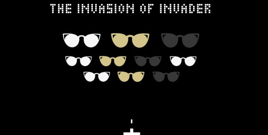 The invasion of Invader
