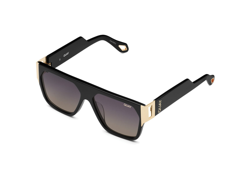 BLACK/SMOKE TAUPE POLARISED