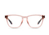 HARDWIRE - LIGHT BROWN TORTOISE TEMPLE/CLEAR