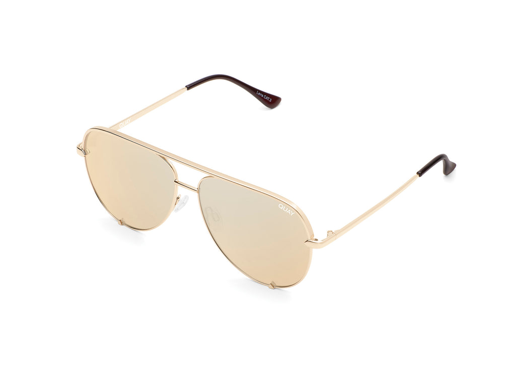 GOLD/GOLD POLARISED