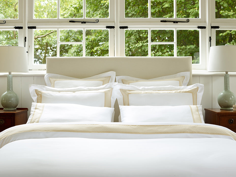 Lula Green organic home - Creating a Bedroom Sanctuary - Image