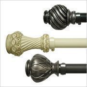 Rod and Finial Sets