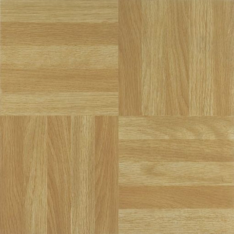 204 VNL FLOOR TLE 12''WOOD PK45