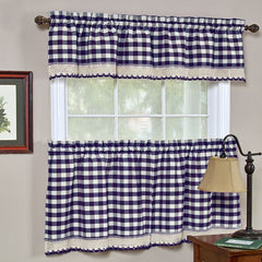 BUFFLOCHCK TIER58X24  NAVY P12