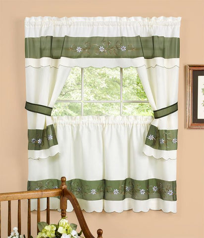BERKSHRE COTTGE58X24 GREEN P12